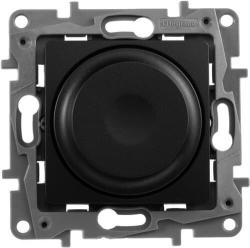 Светорегулятор Etika 300Вт (антрацит)  672619