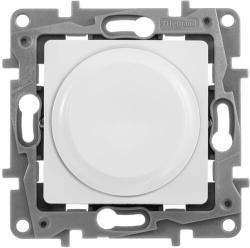 Светорегулятор Etika 300Вт (белая) 672219