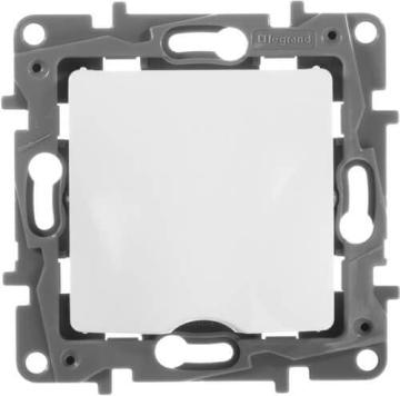Артикул: 672229, Вывод кабеля Etika IP21 (белая)