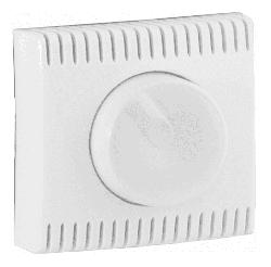 Лицевая панель Galea Life для светорегулятора 1000Вт (белая) 777059