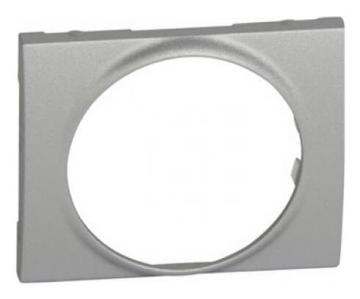 Лицевая панель Galea Life для термостата (алюминий) 771319