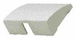 Лицевая панель Galea Life для вывода кабеля (перламутр) 771585