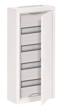 Щит настенный 48 мод. АВВ  (стальная дверь)
