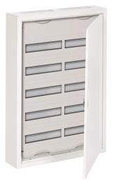 Щит настенный 120 мод. ABB (стальная дверь)