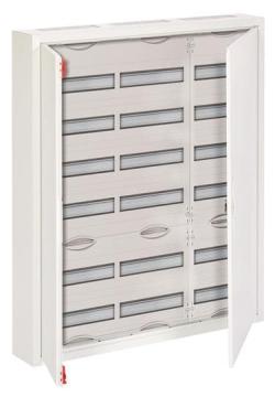 Щит настенный 216 мод. ABB (стальная дверь)