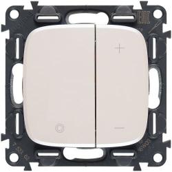 Светорегулятор для балласта 1-10В (жемчуг) 752067+752089