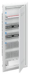 Шкаф ABB UK660MV мультимедийный с дверью с вентиляционными отверстиями (5 рядов) 2CPX031386R9999