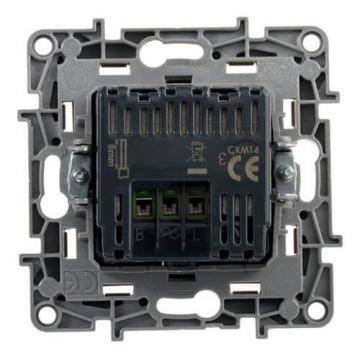 Светорегулятор 400Вт Etika (белая) 672218
