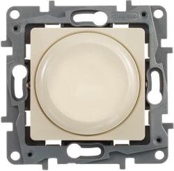Светорегулятор Etika 300Вт (слоновая кость) 672319
