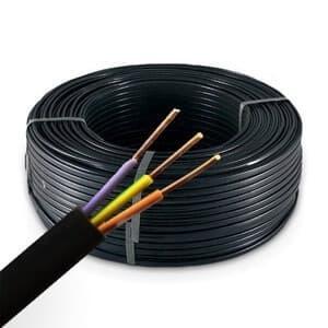 ВВГ-нг 3x1,5 Гамма-кабель (плоский) (ГОСТ)