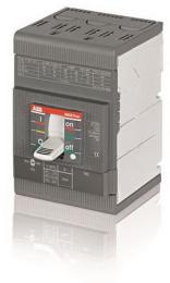 Выключатель автоматический ABB Tmax XT1C 160 TMD 125-1250 3p F F 1SDA067398R1