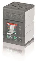 Выключатель автоматический ABB Tmax XT2N 160 Ekip LS/I In63A 3p F F 1SDA067056R1