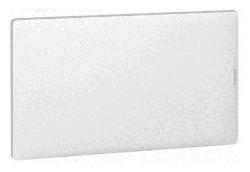 Бокс в нишу Legrand Practibox³ на 18 мод. белая дверь (с шиной PE) 401716