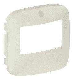 Лицевая панель Legrand Valena Allure для датчика движения, без ручного управления (сл. кость)