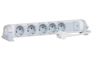 Удлинитель «Комфорт» 5 розеток с кабелем 3м 694632