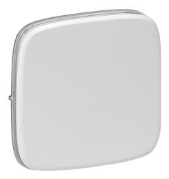 Лицевая панель Legrand Valena Allure для выключателя и переключателя (жемчуг) 755009
