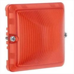 Рассеиватель для светового указателя Plexo (красный) 069591