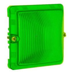Рассеиватель для светового указателя Plexo (зеленый) 069589