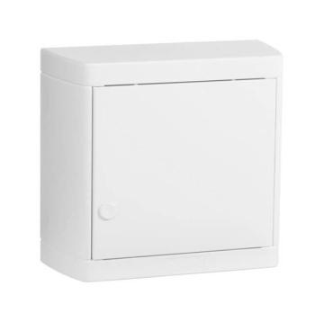 Бокс настенный Legrand Nedbox на 8 мод. непрозрачная дверца (с шиной) 601235