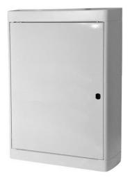 Бокс настенный Legrand Nedbox на 36 мод. прозрачная дверца с металлической дверью 601258