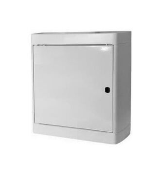 Бокс настенный Legrand Nedbox на 12 мод. с металлической дверью 601256