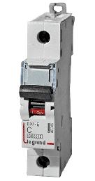 Автоматический выключатель DX3 1-полюсный 16А