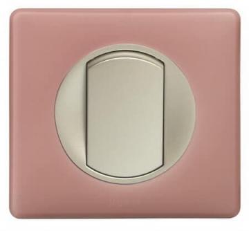 Рамка одноместная Celiane (перкаль розе) 066761