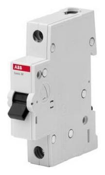 Автоматический выключатель ABB Basic M BMS411 C06 2CDS641041R0064
