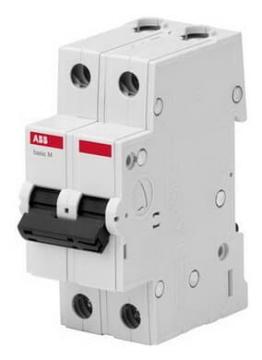 Автоматический выключатель ABB Basic M BMS412 C20 2CDS642041R0204