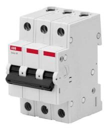 Автоматический выключатель ABB Basic M BMS413 C20 2CDS643041R0204