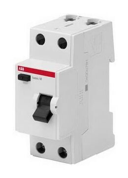 УЗО однофазное ABB Basic M AC-25A 100mA BMF42225 2CSF602042R2250