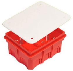 Коробка распределительная Hegel для сплошных стен 188x148x68,5мм КР1104