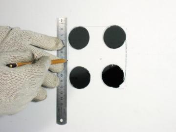 Коробка распределительная Hegel для полых стен 113x113x45мм КР1201