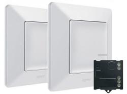 Пакет для управления освещением c 2х мест Valena Life Netatmo (белый) 752150
