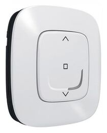 Умный беспроводной выключатель рольставней Valena Allure Netatmo (белый) 752591