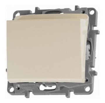 Выключатель Etika с ключом-картой (слоновая кость) 672393