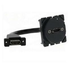 Механизм для розетки HDIM Celiane с кабелем 067377