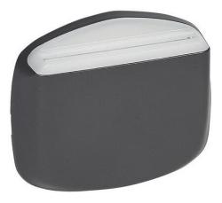 Лицевая панель Celiane для выключателя с ключ-картой (графит) 067909