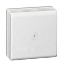 Ответвительная коробка 110x110x50 для DLPlus глубиной 16 и 20мм (белая) 030326