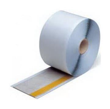 Пластиковая лента для уплотнения стыка со стеной (длина 5 м) 030418