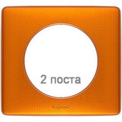 Рамка Celiane Оранжевый пунктум 2-ая