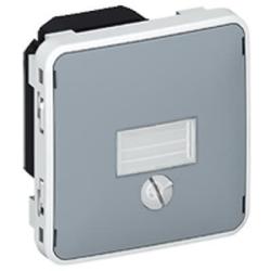 Сумеречный выключатель Plexo IP55 (цвет серый)