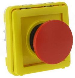 Кнопка экстренного отключения Plexo IP55 069547