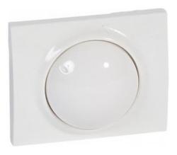 Лицевая панель Galea Life для светорегулятора 400Вт (белая) 771068