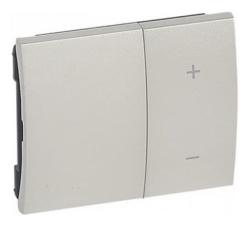 Лицевая панель Galea Life для кнопочного светорегулятора (перламутр) 771586