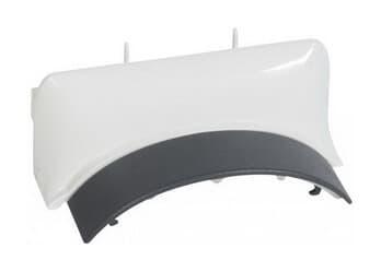 Ответвление к напольному кабель-каналу - для мини-плинтусов DLPlus 60/75x20 (белый) 032805