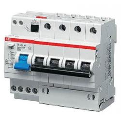 Дифференциальный автомат ABB DS204 50А 30mA