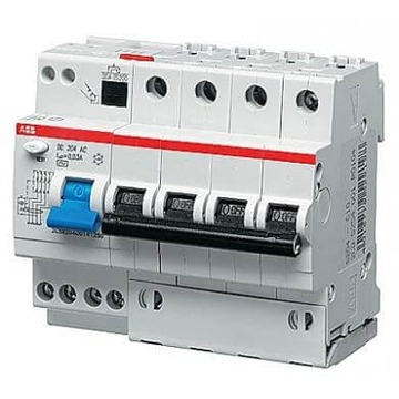 Дифференциальный автомат ABB DS204 10А 30mA 2CSR254001R1104