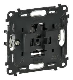 Механизм кнопочного выключателя Legrand Valena IN'MATIC 752011