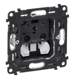 Механизм электрической розетки без заземления Legrand Valena IN'MATIC 753016
